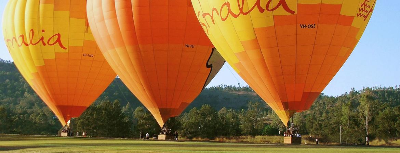 Hot-Air-Balloon-Scenic-Flight-and-transfers-Brisbane-30-min-rides
